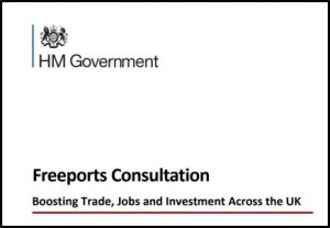 UK Businesses Consulted about Freeports